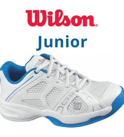 Wilson Junior Tennis Shoes