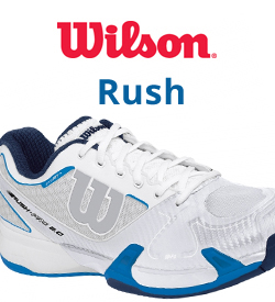 Wilson Rush Tennis Shoes