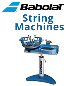 Babolat String Machines