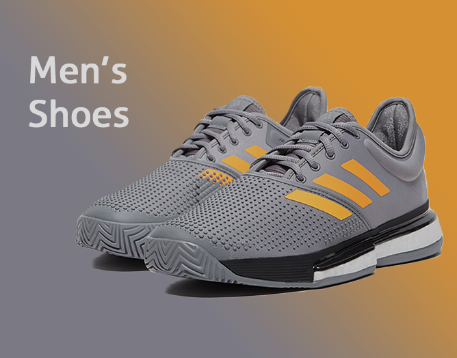 Clearance Sale! Discount Prices on Men's Tennis Shoes