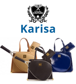 Court Couture Karisa Tennis Totes