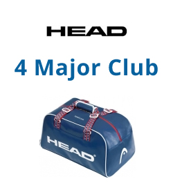 Head 4 Major Club Tennis Bags