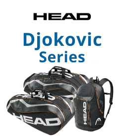 Head Djokovic Series Tennis Bags