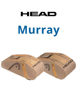 Head Murray Series Tennis Bags