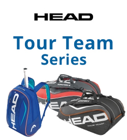 Head Tour Team Series Tennis Bags