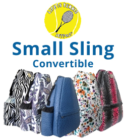 Jet Small  Convertible Tennis Bags