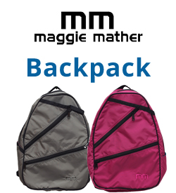 Maggie Mather Tennis Backpacks