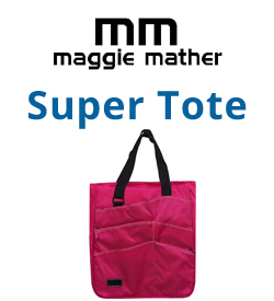 Maggie Mather Super Tennis Bags