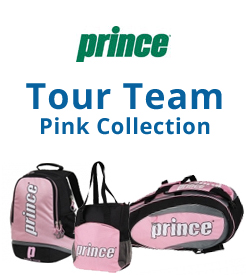 Prince Tour Team Pink Collection Tennis Bags