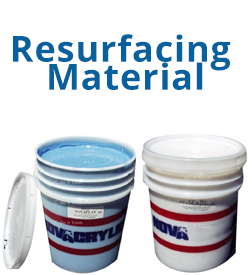 Resurfacing Material