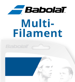 Babolat Buy 2, Get 1 Free - Multi-Filament Tennis String