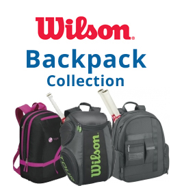 Wilson Collection Tennis Bags