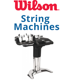 Wilson String Machines