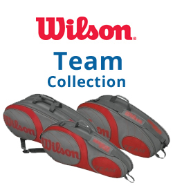 Wilson Team Collection Tennis Bags