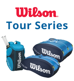 Wilson Tour Series Tennis Bags