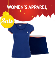 Discount Women's Tennis Apparel