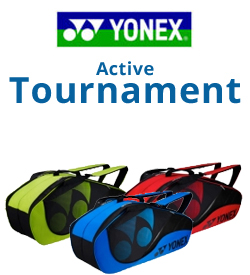 Yonex Tournament Active Tennis Bags