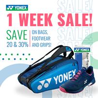 Yonex Racquet Sale