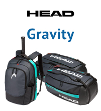 Head Gravity Tennis Duffle Bags Backpacks