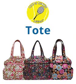 Jet Tennis Tote Bags