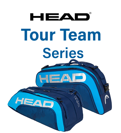 Head Tour Team Backpack and Bag Series