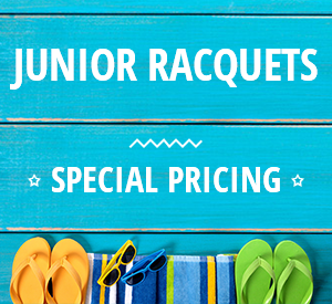 Discount Junior Tennis Racquets