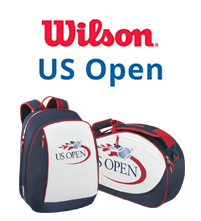 Wilson US Open Tennis Bag Collection