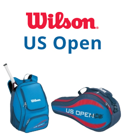 Wilson US Open Tennis Bags