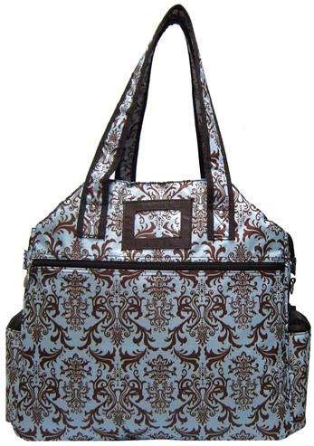 Jet Crown Jewel Tennis Tote Bag