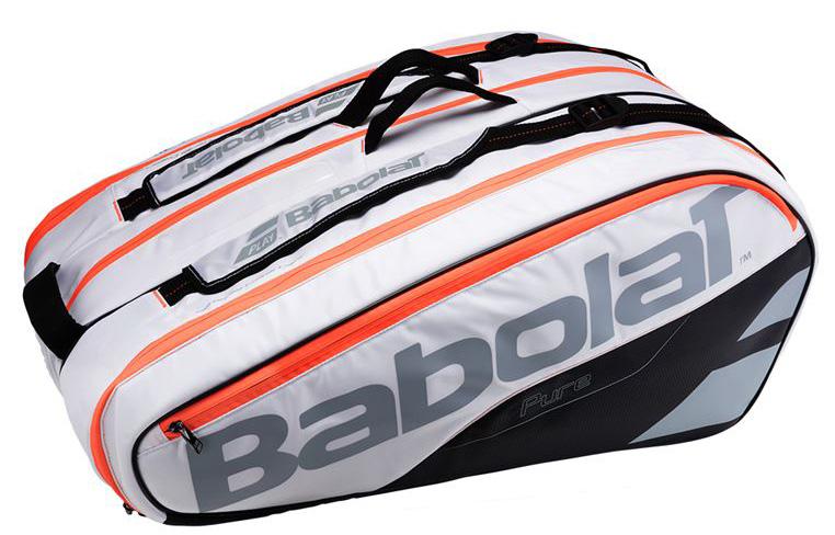 04edd012ba1e Babolat Pure Strike Racquet Holder x12 (White)