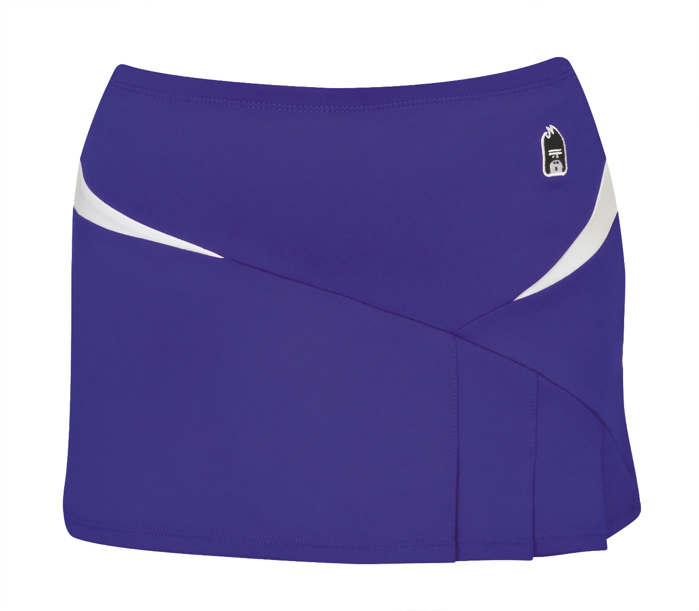 DUC Compete Women's Skirt w/ Power Tights (Purple)