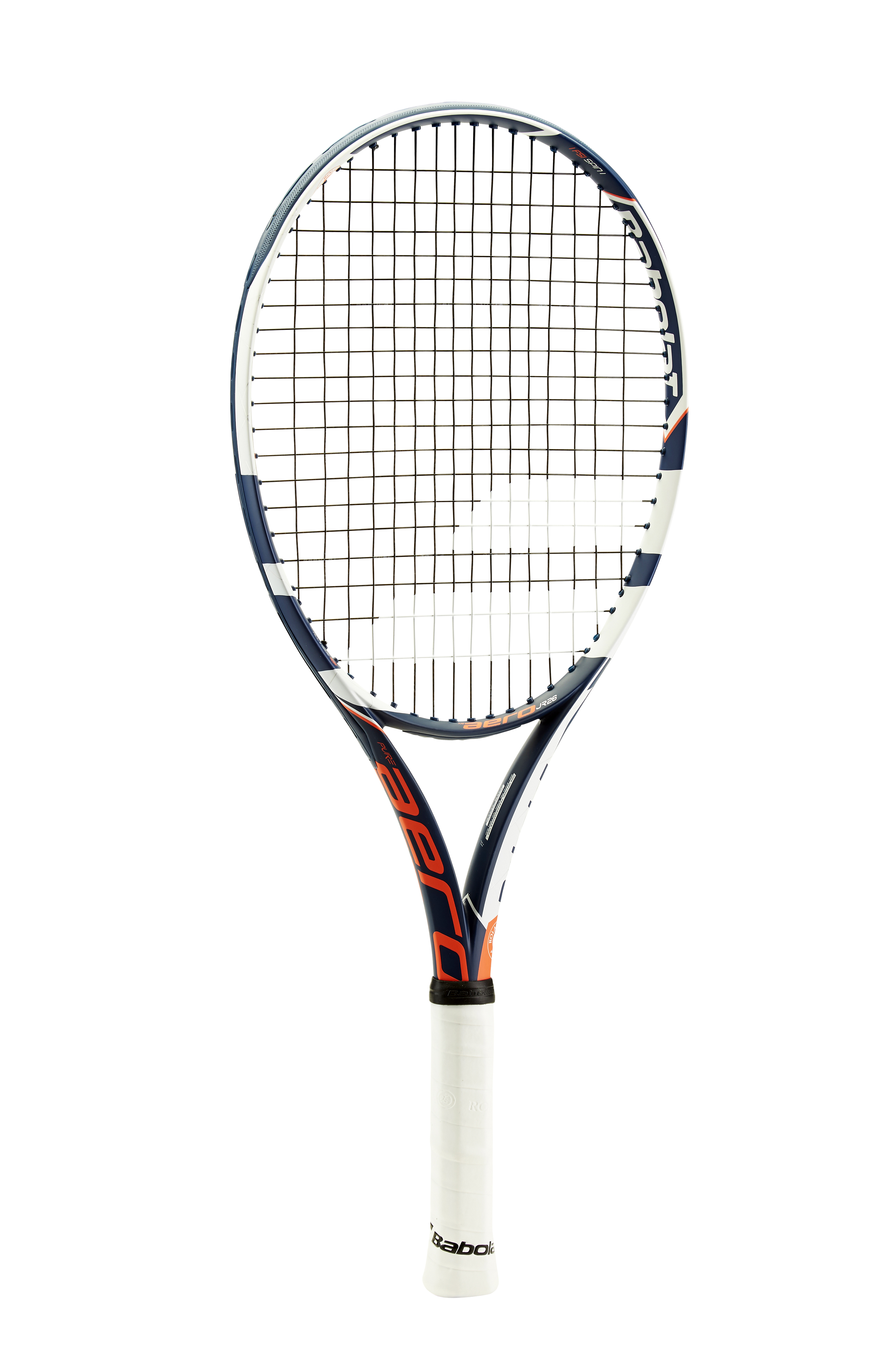 babolat pure aero junior 26 french open blue red from do it tennis. Black Bedroom Furniture Sets. Home Design Ideas