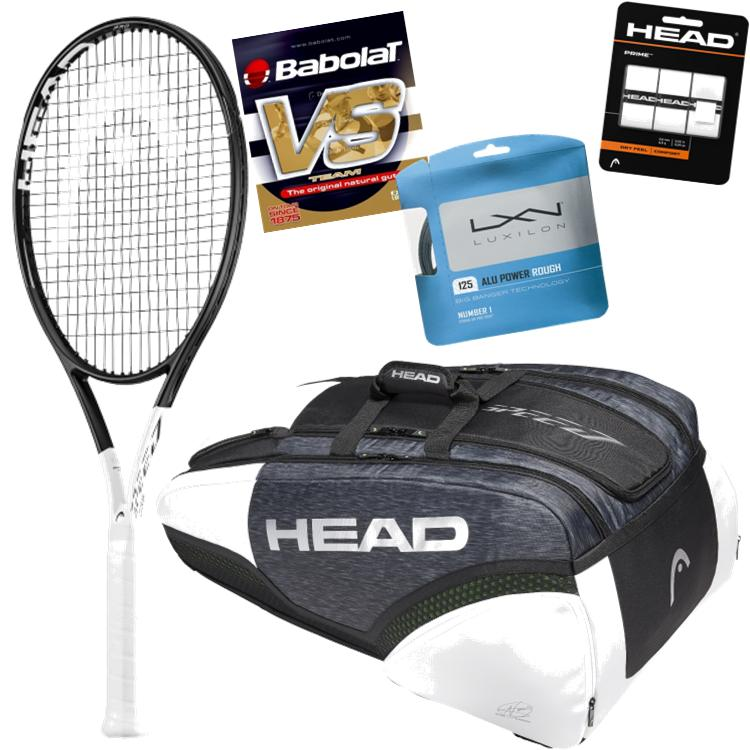Novak Djokovic Pro Player Tennis Gear Bundle Do It Tennis
