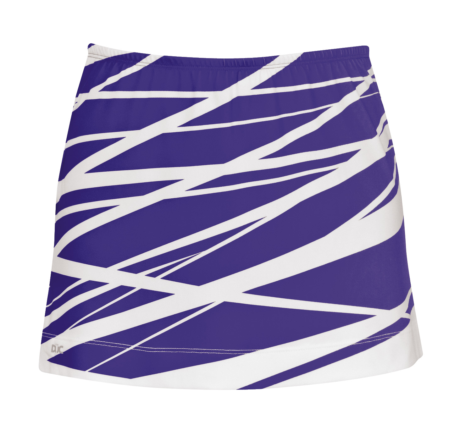 DUC Lightning Reversible Women's Skirt (Purple)