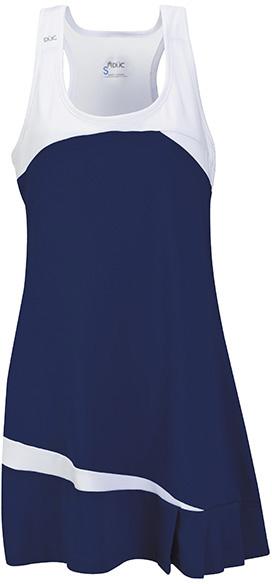 DUC Fire Women's Tennis Dress (Navy)