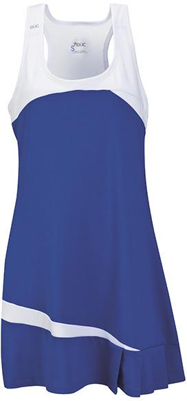 DUC Fire Women's Tennis Dress (Royal)