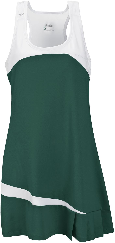 DUC Fire Women's Tennis Dress (Pine)