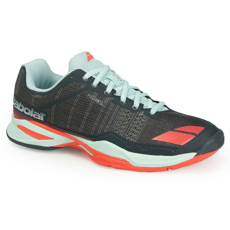 Court Tennis Shoes (Grey/Blue