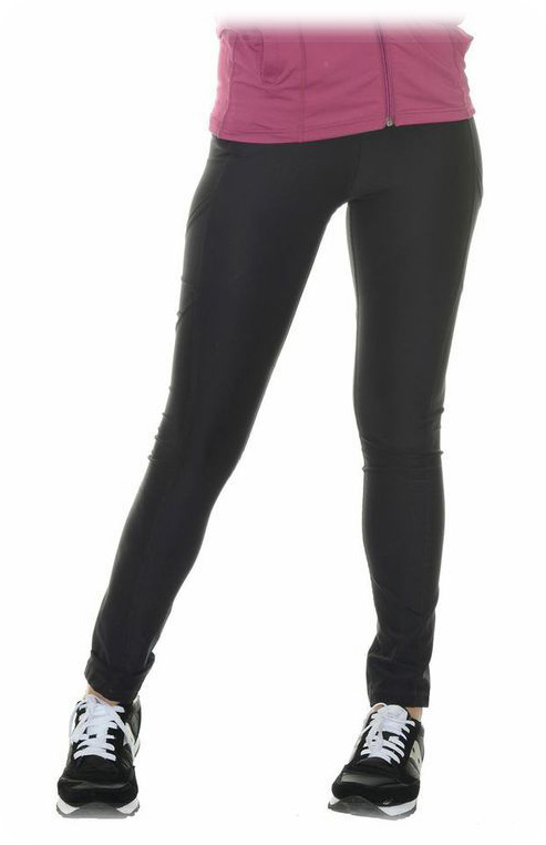 Bloq-UV Compression Long Tights (Black)