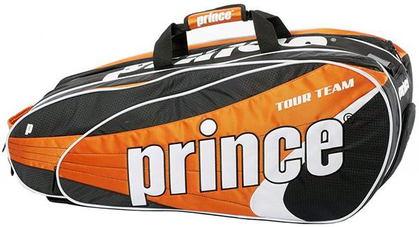 Prince Tour Team Orange 9 Pack (Black  White  Orange) 6a92b020f2659