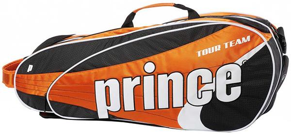 Prince Tour Team Orange 6 Pack (Black  White  Orange) c4419e6736fbc
