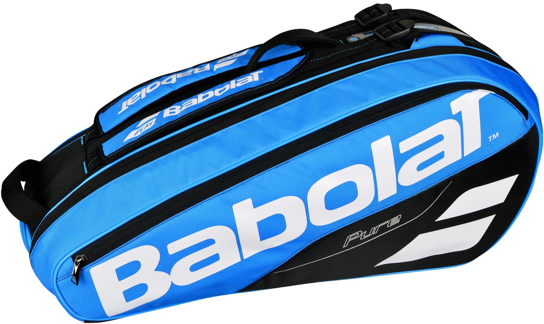 751155 BABOLAT RH x12 Team Line-Borsa da Tennis 12 rackets-BLACK-BLUE