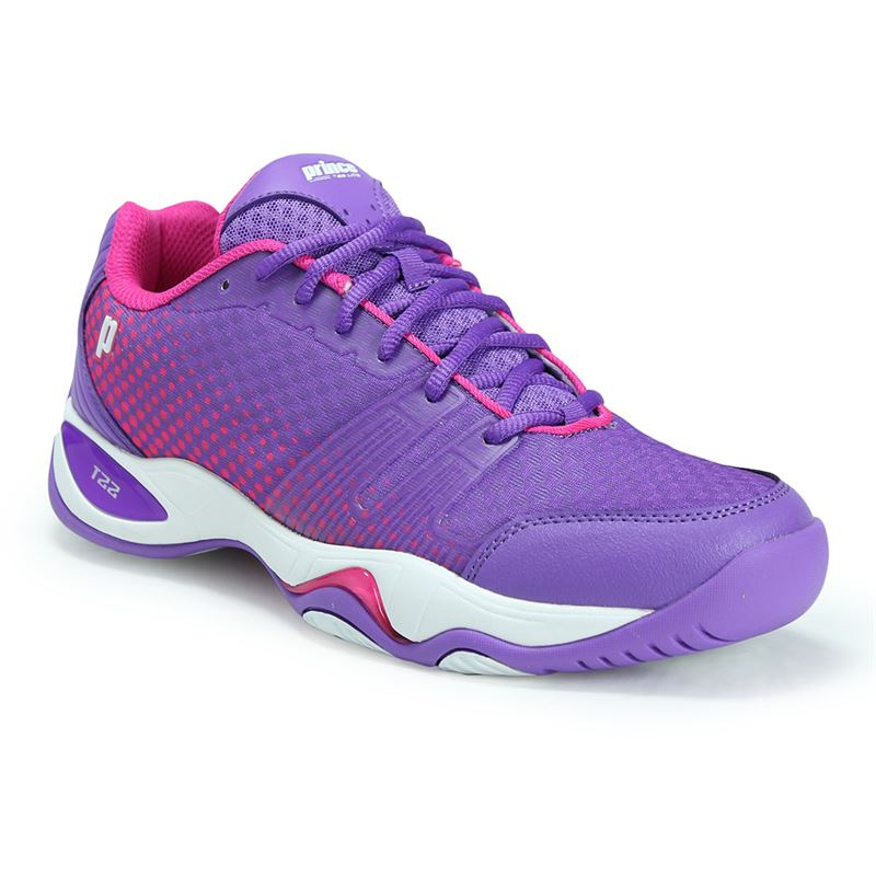 Prince T Womens Tennis Shoes