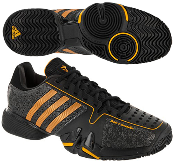 Adidas Barricade  Warrior Mens Tennis Shoes