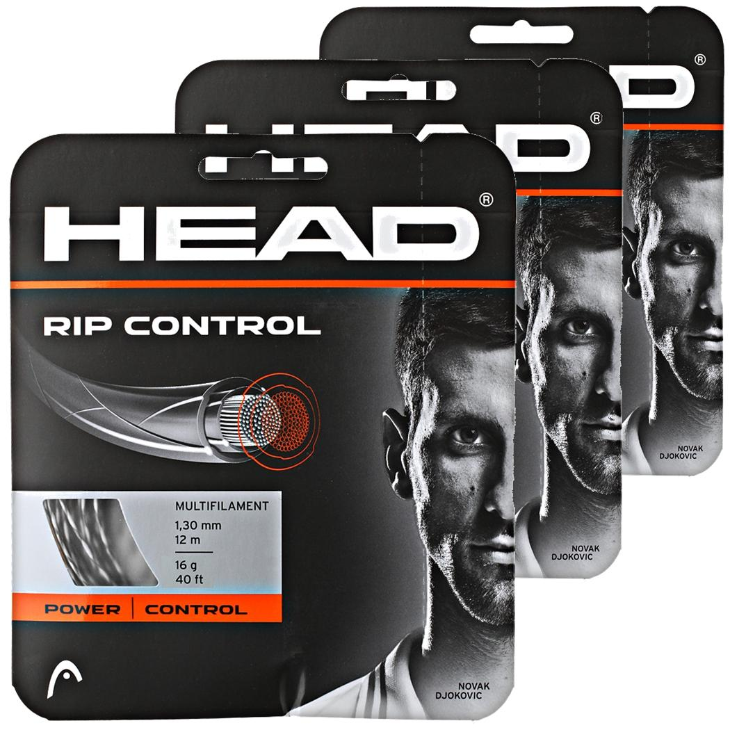 251a79ad9 Head RIP Control 16g Tennis String (Set)