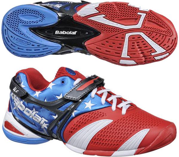Babolat Men's Propulse 3 Stars & Stripes Tennis Shoe from Do It Tennis