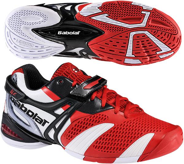 Babolat Men's Propulse 3 Tennis Shoe (Red) from Do It Tennis