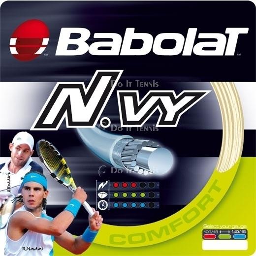 Babolat N.VY 16G (Set)