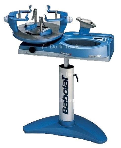 Tennis Stringing Machine >> Babolat Sensor Dual Stringing Machine from Do It Tennis