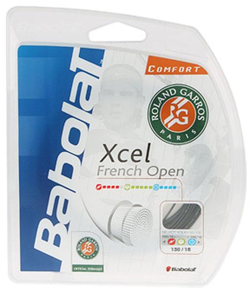 Babolat Xcel French Open 17G Tennis String (Set)
